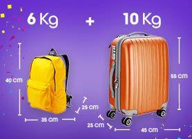 wingo equipaje
