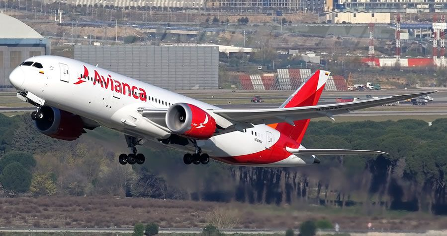avianca cartagena