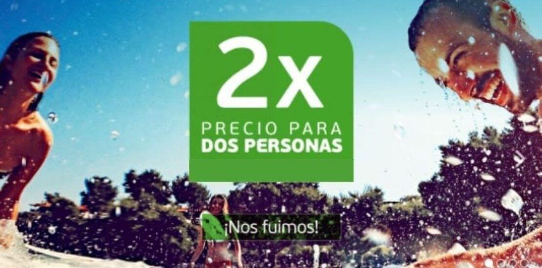 Viajes falabella 2x1 playa colombia