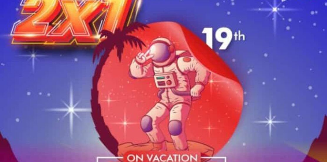 on vacation 2x1 colombia
